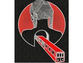 Поезд твоей души (высота 17 см)