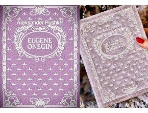 Евгений Онегин (обложка для книги или клатча)