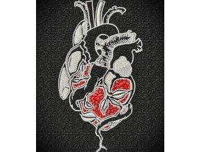 Росток сердца ( высота 17 см)
