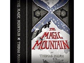 """""""Волшебная гора"""" обложка для книги или клатча (три стороны)"""