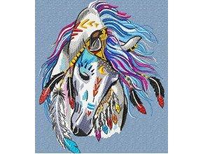Сказочная лошадь (195 мм*240 мм)