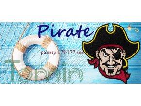 Пират патч