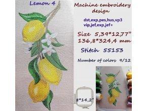 Лимон 4