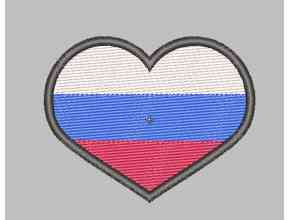 Патриотичное Сердце